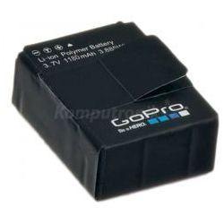 GoPro Rechargeable Battery 1180mAh - akumulator do kamer HD Hero3 i 3+ - ponad 2000 punktów odbioru w całej Polsce! Szybka dostawa! Atrakcyjne raty! Dostawa w 2h - Warszawa Poznań