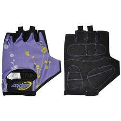 Rękawice rowerowe dziecięce AXER SPORT A0787 (rozmiar XXS)