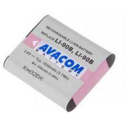 Baterie do notebooków Avacom pro Olympus LI-90B/LI-92B Li-ion 3.7V 1080mAh (DIOL-LI90-836N2)