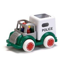 Furgonetka policji z figurkami Jumbo
