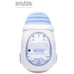 Snuza, Hero MD, przenośny monitor oddechu dla niemowląt Darmowa dostawa do sklepów SMYK
