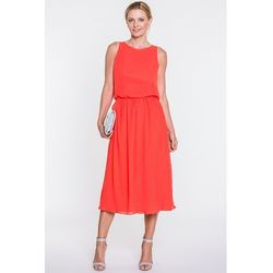fb9f3c3e85 suknie sukienki dluga koralowa suknia na wesele koralowe suknie ...