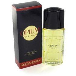 Yves Saint Laurent Opium pour Homme perfumy męskie - woda toaletowa 50ml - 50ml
