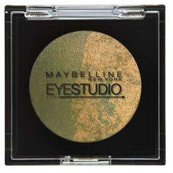 MAYBELLINE Eye Studio Duo Color Cosmos cienie do powiek 51 Savanna Green