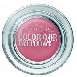 Maybelline Color Tattoo 24H Gel-Cream Eyeshadow 4g W Cień do powiek 65 Pink Gold