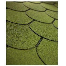 Gont bitumiczny Bardoline Classic zielony Onduline