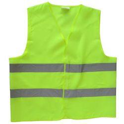 Kamizelka ostrzegawcza Carcommerce, uniwersalny zielony