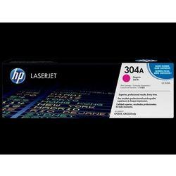 Toner HP 304A do Color LaserJet CP2025, CM2320 | 2 800 str. | magenta