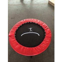Mini trampolina do fitnessu, trampolina do ćwiczeń.