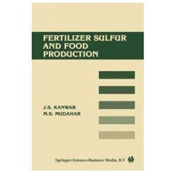 Fertilizer sulfur and food production, 1