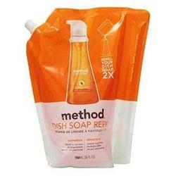 Klementynkowy płyn do mycia naczyń uzupełnienie - Method