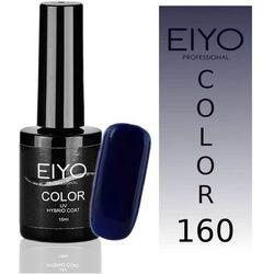 Lakier hybrydowy EIYO Secret - kolor nr 160 - Atramentowy - 15 ml Lakiery hybrydowe
