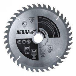 Tarcza do cięcia DEDRA H16036 160 x 20 mm do drewna