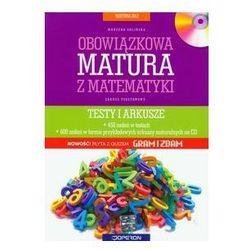 Matematyka obowiązkowa matura 2012 z płytą CD