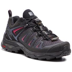 Trekkingi SALOMON - X Ultra 3 W 404681 20 M0 Graphite/Black/Citronelle