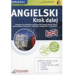 Angielski. Krok Dalej Dla Początkujących I Średnio Zaawansowanych. Audio Kurs (Książka + 3cd) (opr. kartonowa)