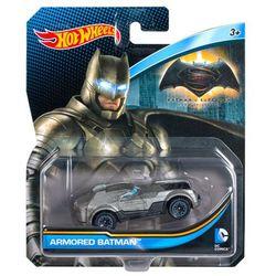 HOT WHEELS DCU Armored Batman - HOT WHEELS