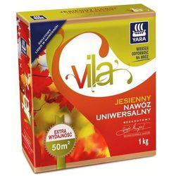 Nawóz YARA uniwersalny jesienny 1 kg.