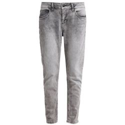 LTB MIKA Jeansy Relaxed fit wolf grey undamage wash