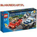 Lego CITY Superszybki pościg 60007