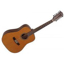 Gitara akustyczna 12-strunowa Dowina D-555-12