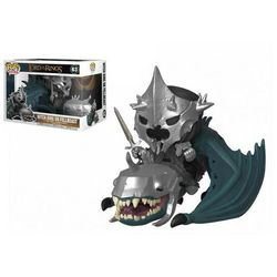 Figurka Funko Witch King & Fellbeast - Pop! Vinyl: Filmy Władca Pierścieni