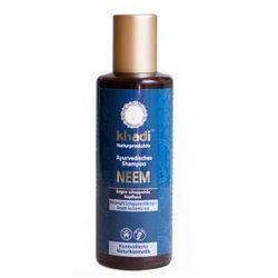Szampon przeciwłupieżowy NEEM - KHADI