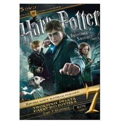 HARRY POTTER I INSYGNIA ŚMIERCI, CZĘŚĆ 1, EDYCJA KOLEKCJONERSKA (3 DVD) GALAPAGOS Films 7321909322172