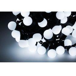 Lampki choinkowe LED VIPOW kolor zimny biały (20m)