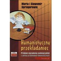 Humanistyczny przekładaniec (opr. miękka)