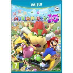Nintendo Wii U Mario Party 10