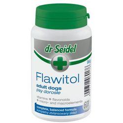 DR SEIDEL Flawitol - tabletki poprawiające kondycję dla psów dorosłych 200tab.
