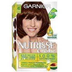 Nutrisse Creme farba do włosów 45 Mahoniowy kasztan