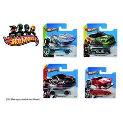 MATTEL AUTO METAL 5cm HOT WHEELS MIX 5785