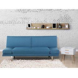 Sofa z funkcją spania morska - kanapa rozkładana - wersalka - YORK
