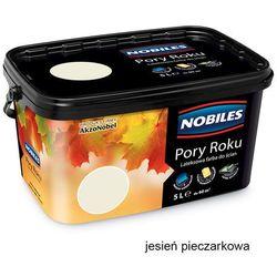 Farba Pory Roku Nobiles Jesień Pieczarkowa 5L