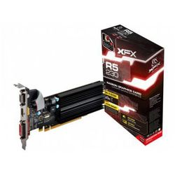 XFX Radeon R5 230 Core Edition 1GB DDR3 625/1066 LowProfile (HDMI DVI VGA)