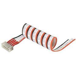 Kabel z czujnikiem Modelcraftdo podłączenia baterii Li-Po XH, 4-pin
