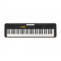 CASIO CT S 100 BK keyboard, kolor czarny