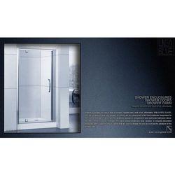 DRZWI PRYSZNICOWE AXISS GLASS AXP100WS 1000mm