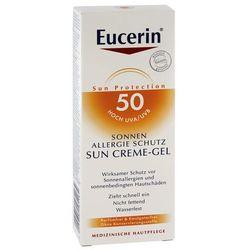 Eucerin Sun Żel-krem do opalania do skóry alergicznej SPF 50+ 150 ml