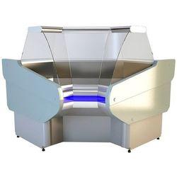 Lada chłodnicza narożna MAWI NCHLUX-Z 1.4 147cm