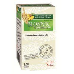 Błonnik z ananasem x 120 tabletek