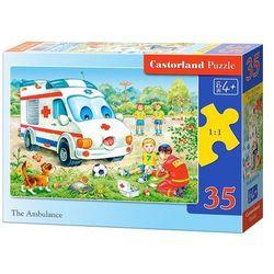 Ambulans. Puzzle. 35 elementów