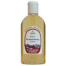 FITOMED Żel do mycia twarzy ziołowy cera sucha wrażliwa Mydlnica lekarska 200ml