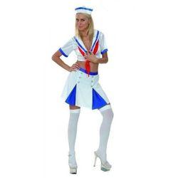Kobieta marynarz Sexy - przebrania dla dorosłych