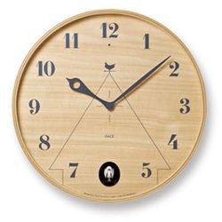 Zegar ścienny z kukułką Pace