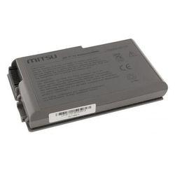 Nowa bateria Mitsu do laptopa Dell D500, D600