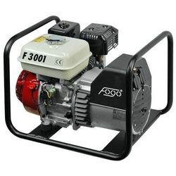 Agregat prądotwórczy Fogo F 3001, Model - F 3001 ER