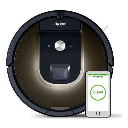 IRobot Roomba 980 - najlepszy robot odkurzający